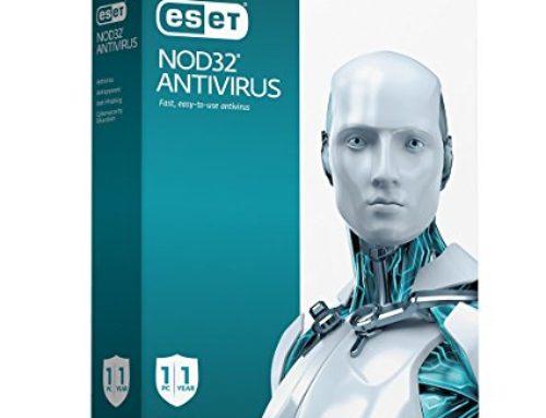 Arvutidoktor soovitab – ESET NOD32® Antivirus ja ESET Smart Security®